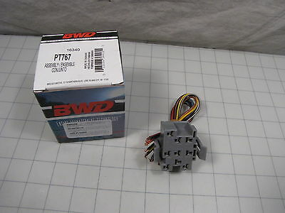BWD PT767 Headlight Dimmer Switch Connector for Ford Lincoln Mazda Mercury NEW