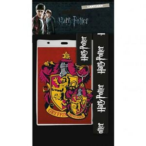 Harry-Potter-Band-amp-Schlusselanhanger-Satz-Gryffindor