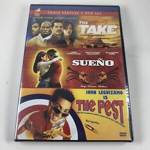 John-Leguizamo-DVD-Set-3-Movies-Take-Sueno-amp-The-Pest-Rosie-Perez-Tyrese-Gibson