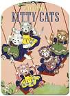 Five Little Kitty Cats by Laughing Elephant (Hardback, 2015)