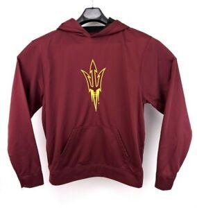 Arizona-State-Sun-Devils-Hoodie-Pullover-Size-XL