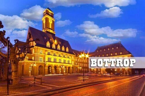 Bottrop Kühlschrank Magnet Deutschland Souvenir Reise Fotomagnet Geschenk Ideen