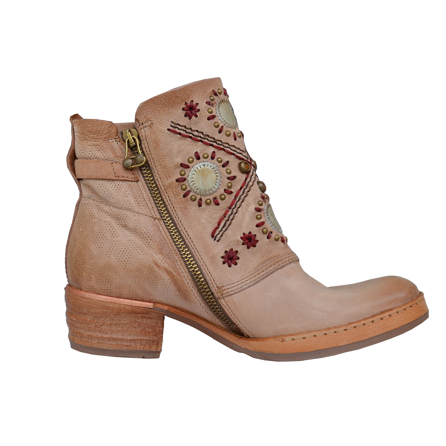 A.s.98 Airstep donna Bootie Vintage Stivaletti in pelle€ 199,00 nuovo e riduce