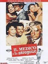 Dvd IL MEDICO E LO STREGONE - (1957) - Vittorio De Sica Marcello Mastroianni NEW