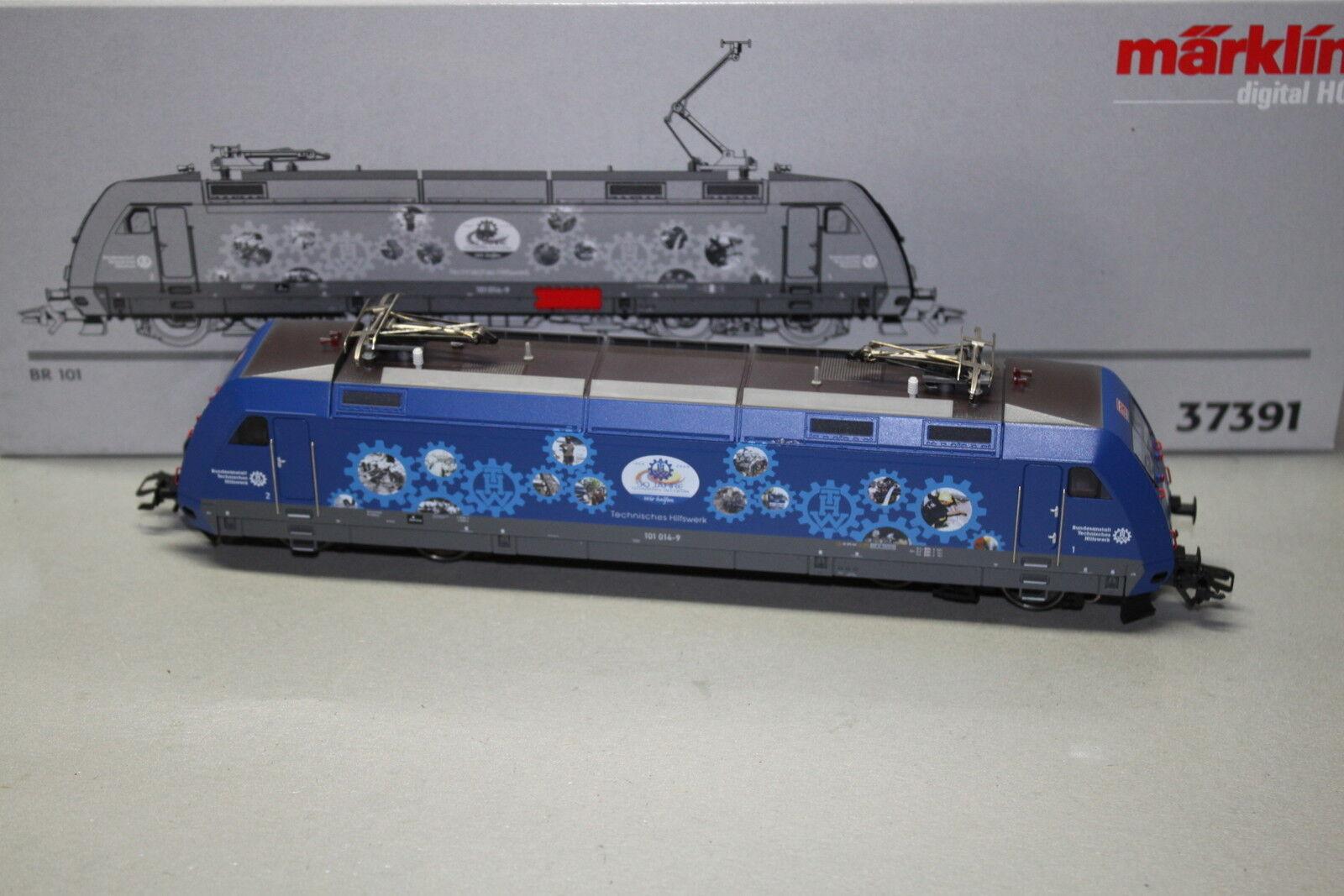 Märklin 37391 Digitale Romualdo Serie Br 101 014-9 DB 50