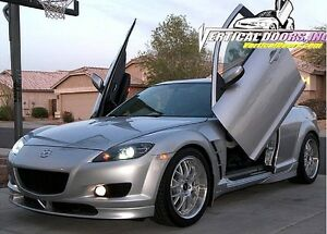 Image is loading Mazda-RX8-2004-2008-Vertical-Doors-Lambo-Door- & Mazda RX8 2004-2008 Vertical Doors Lambo Door Kit -$125.00 REBATE ... Pezcame.Com