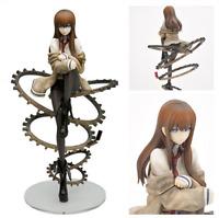 Hot!Japanese Anime Steins Gate Kurisu Makise 1/8 24cm PVC Figure New in box