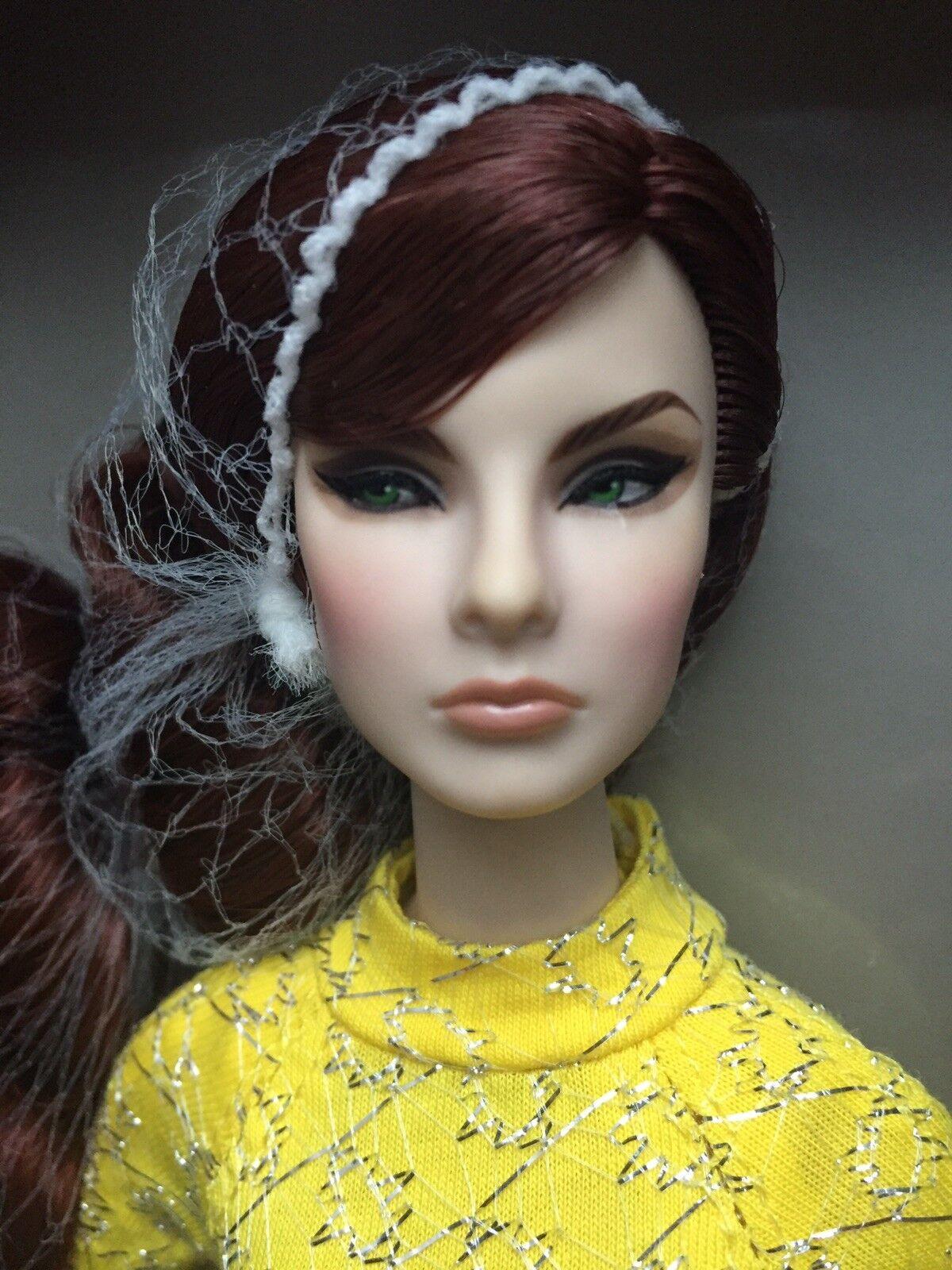 Fr 2018 Integrity Luxe con Vida Óptico Ilusión Giselle Moda Royalty Muñeca NRFB