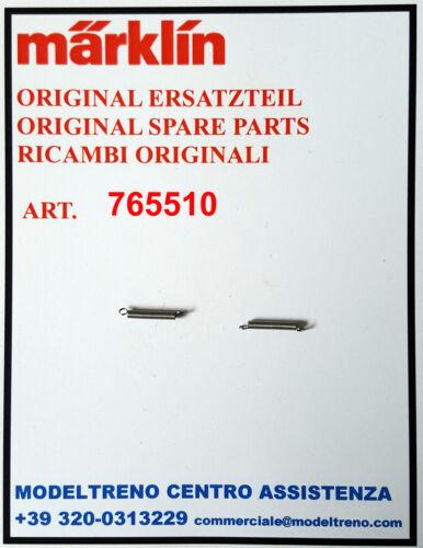 4018 2 St. 15 mm MARKLIN 76551 765510 MOLLA 2Pz. - ZUGFEDER