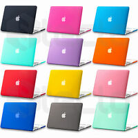 """Rubberized Case for MacBook Pro 15"""" RETINA Display A1398 Matte Cover Shell 15.4"""""""