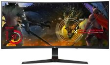 """LG 34"""" Curved UltraWide IPS G-Sync 2560x1080 Gaming Monitor"""