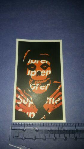 Misfits large portrait Supreme sticker