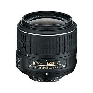 Nikon-18-55mm-NIKKOR-Zoom-Lens-f-3-5-5-6G-VR-II-AF-S-DX-BRAND-NEW