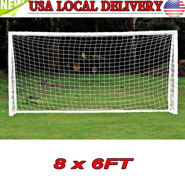 ecd6f3ed654 Frequently bought together. 8x6FT Full Size Outdoor Backyard Football ...