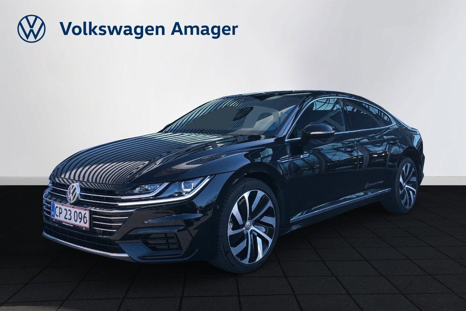 VW Arteon 2,0 TSi 190 R-line Business DSG 4d - 499.900 kr.