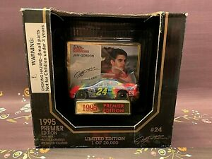 Details about  /1995 Jeff Gordon #24 Racing Campions 1//18 Scale Premier Edition w// Opening Hood