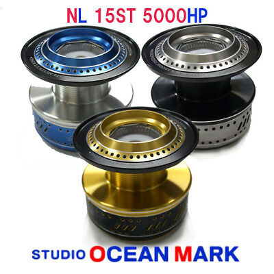 STUDIO OCEAN MARK NO LIMITS CUSTOM SPOOL NL15ST5000HP