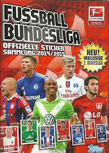 14-Sticker-zur-Auswahl-Fussball-Bundesliga-2014-2015-TOPPS