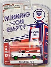 GREENLIGHT RUNNING ON EMPTY 1968 CHEVROLET C-10 GREEN MACHINE W+