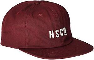 74c0634f4c257 NWT Herschel Supply Co. Men s Mosby Hat Baseball Cap Adjustable ...
