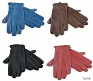 Ladies-Quality-Leather-Gloves