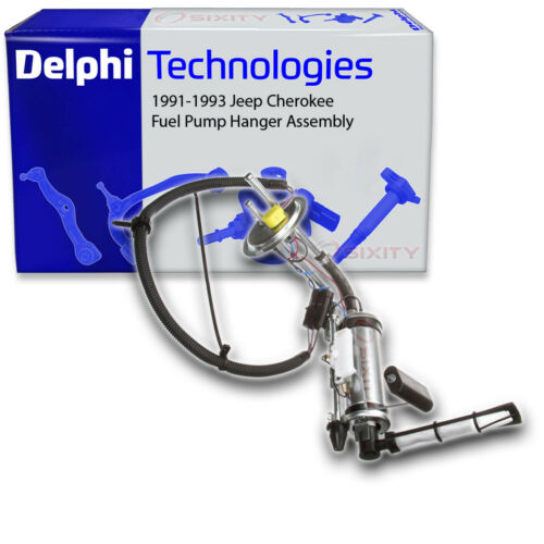 Gas Gasoline wd Delphi Fuel Pump Hanger Assembly for 1991-1993 Jeep Cherokee