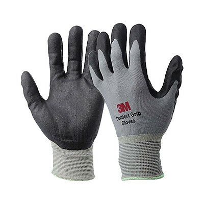 3M Nitrile Foam Coated Gloves Work Grip leisure Sports SuperGrip200 Madeinkorea