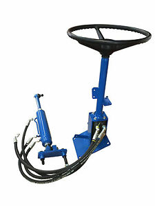 Power steering conversion kit ford 4600 29104630 4610 3910 image is loading power steering conversion kit ford 4600 2910 4630 fandeluxe Image collections