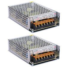 2x Ac 110v 220v To Dc 12v 8a 96w Volt Transformer Switch Power Supply Converter