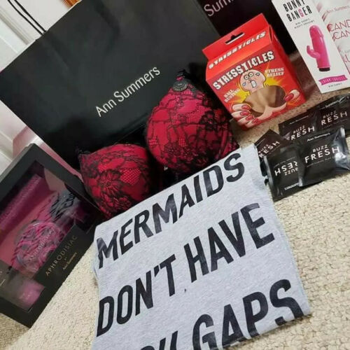 GRANDE Ann Summers Lucky Dip Bag//mysterybag//VALENTINE Gift Set-per le donne