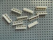3633 20 Stück Lego Zaun gold 1x4x1 Neu**