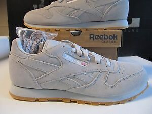 6c14c54c2b8 Kids Reebok CL Classic Leather KL KENDRICK LAMAR Steel White Red ...