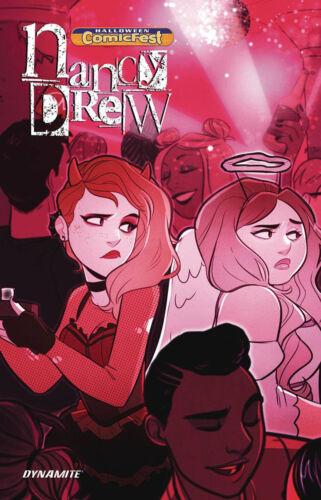 Nancy Drew HCF Halloween Comicfest comic 2018 no stamp