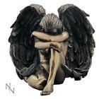 Nemesis Now Winged Angels Despair Bronze Naked Figurine