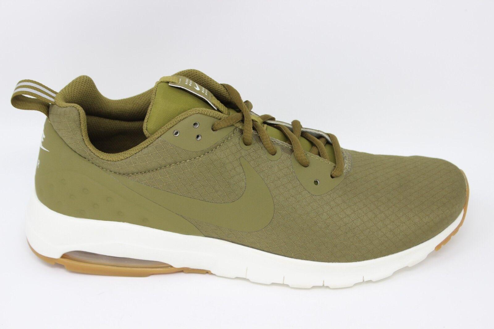 Nike Men's Air Max Motion LW SE 844836 330 Olive Flak/Sail-Gum Brand New