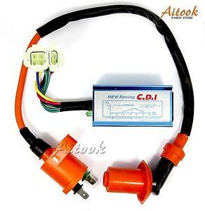 PERFORMANCE CDI COIL for HONDA CRF50F CRF70F CRF80F CRF100F XR50R XR70R XR80R XR100R