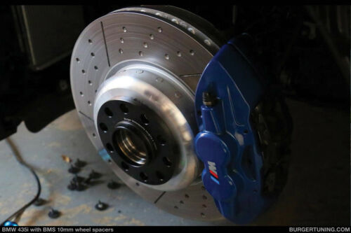 18mm BMW Wheel Spacers F Chassis by Burger Motorsports BMS