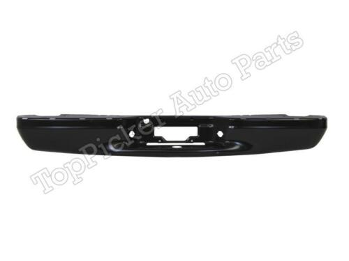Rear Bumper Black Face Bar Brackets For 97-03 F150 Flareside Harley Davidson