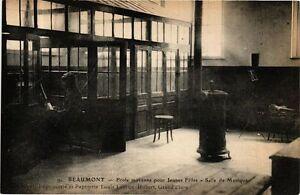 CPA BEAUMONT - Ecole movenne pour Jeunnes Filles - Salle de Musique (280008)