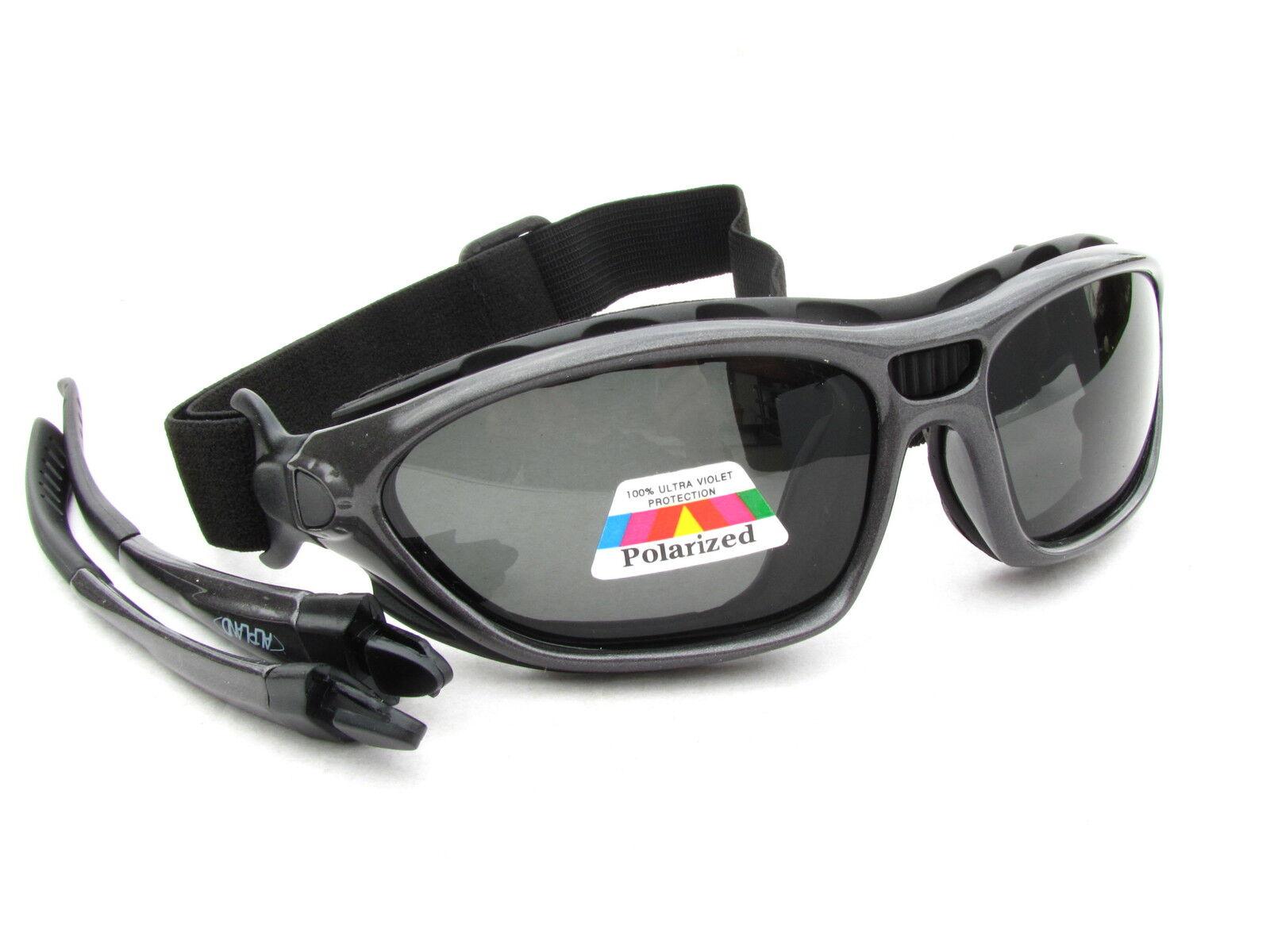 Alpland BERGBRILLE GLETSCHERBRILLE Mountain Sportbrille  Filter4 oder polarized
