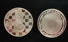 SILVER ROUND - LIMITED RELEASE - 1 TROY OZ - ROOK