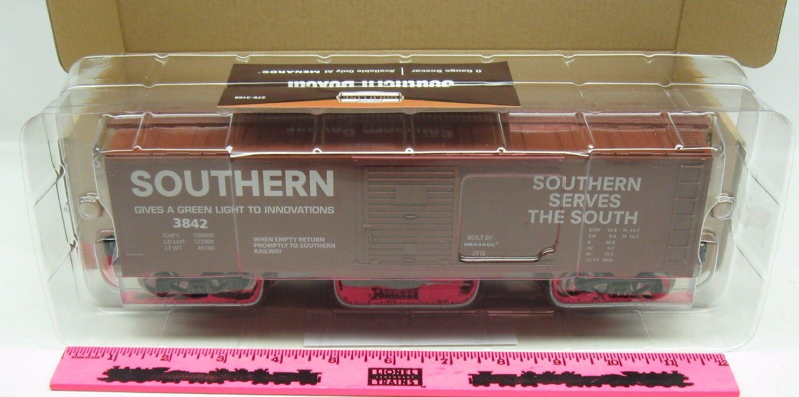 O Scale Lionel Postwar 1122 027 Gauge Remote Switch Pair W Controller Menards Southern Boxcar