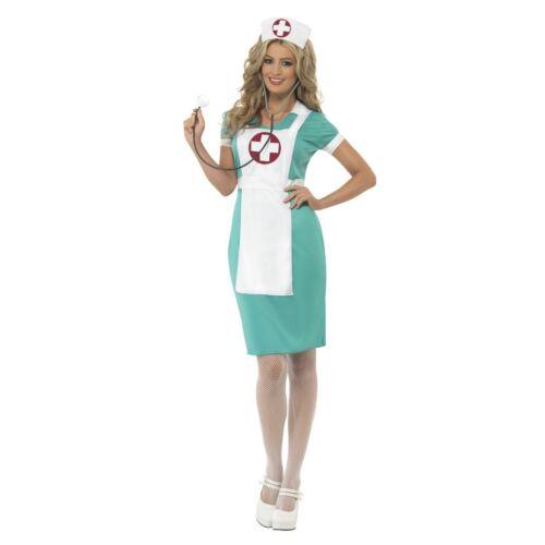 Infermiera Costume DOTTORESSA sorelle costume donna infermiere Outfit