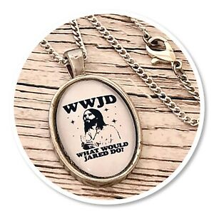 30 seconds to mars Echelon 3STM necklace What Would Jared Do WWJD