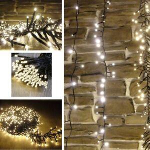 Led Weihnachtsbeleuchtung Warmweiss.Details Zu Led Timer Lichterkette Outdoor Indoor Warmweiss Leds Weihnachtsbeleuchtung