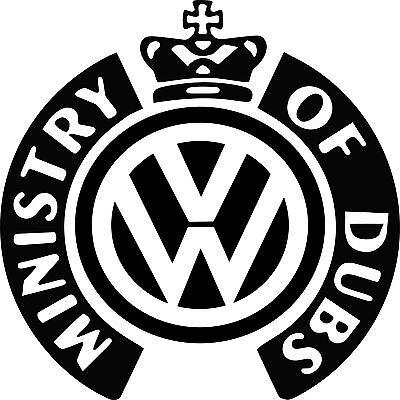 "Volkswagen VW Large 20/"" logo Decal Stickers X2 Transporter T6 T5 T4 Campervan"