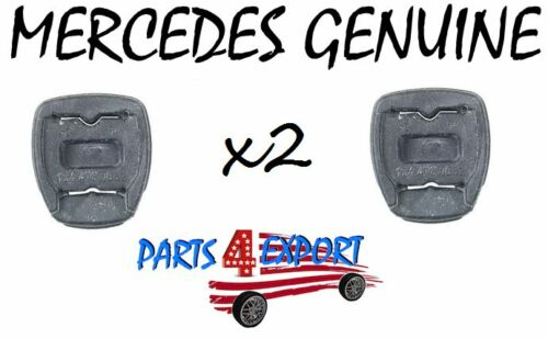 NEW Mercedes GENUINE SET OF 2 W124 R129 W201 Fuel Pump Mount 124 478 00 82