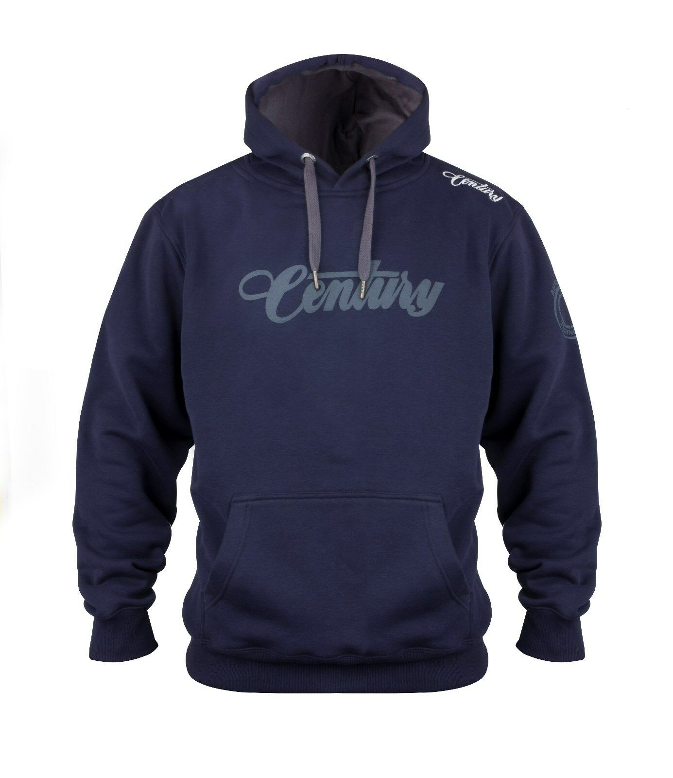 Century Carp  Sea Fishing Rods Navy bluee Hoody - NEW  limit buy