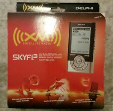 delphi skyfi3 with sa10224 for xm car home satellite radio rh ebay com Delphi SKYFi3 Accessories Delphi SKYFi3 Accessories