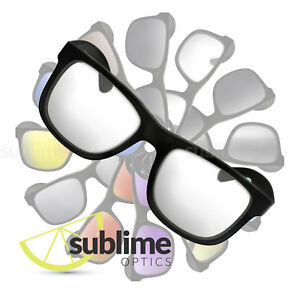 2037a37615 UV400 Clear Replacement Lenses for Ray Ban RB4165 Justin 51mm ~ UV ...